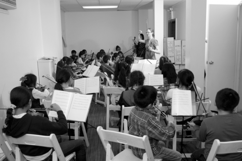 Corona Youth Music Project, Immigrant Movement International